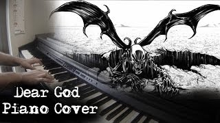 Avenged Sevenfold - Dear God - Piano Cover