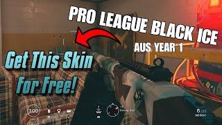 rainbow six siege pro league skin - TH-Clip