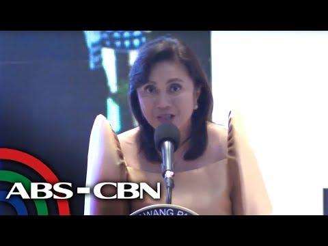[ABS-CBN]  VP Robredo speaks at Women Influence Forum | ABS-CBN News