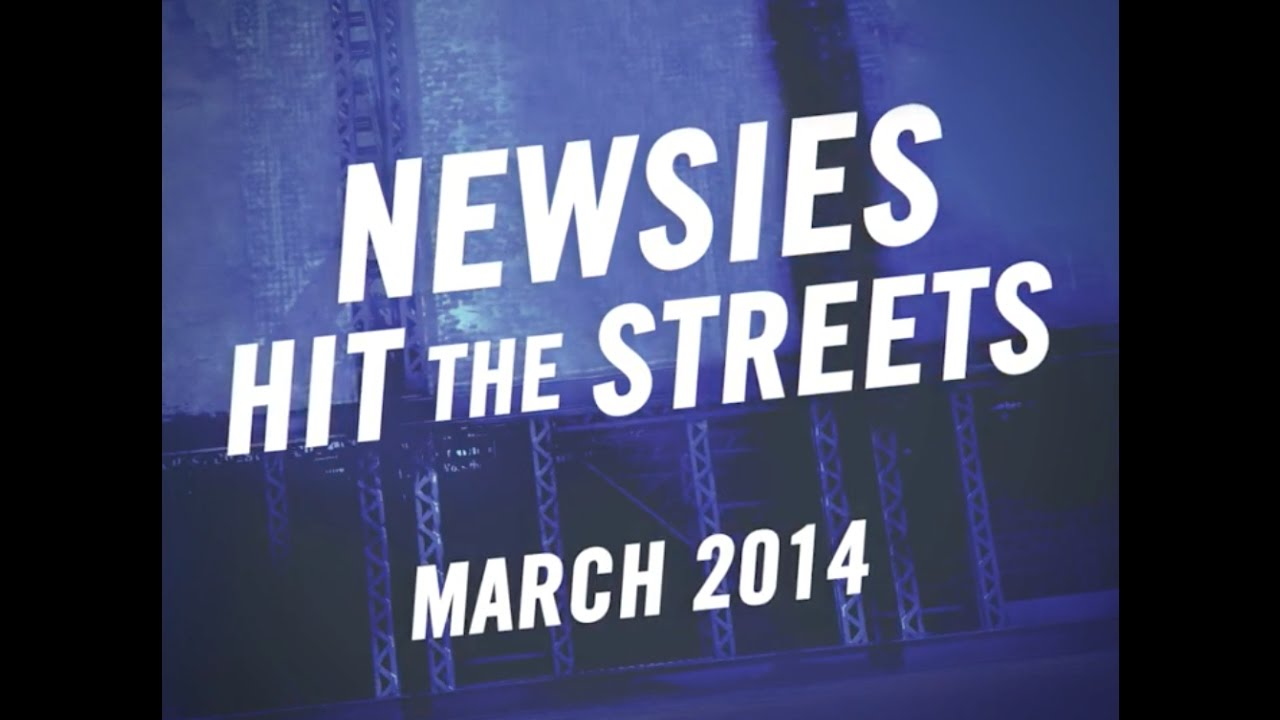 Newsies React to Our Favorite NEWSIES Moments: Hit the Streets