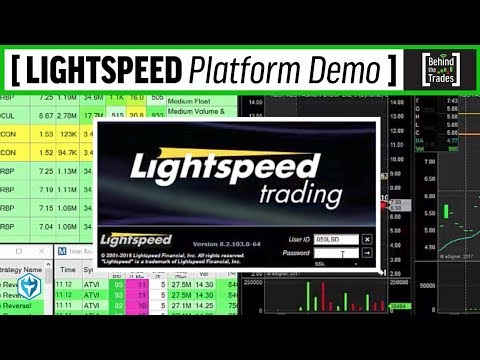 Lightspeed Platform Demo – Behind The Trades Ep. #3