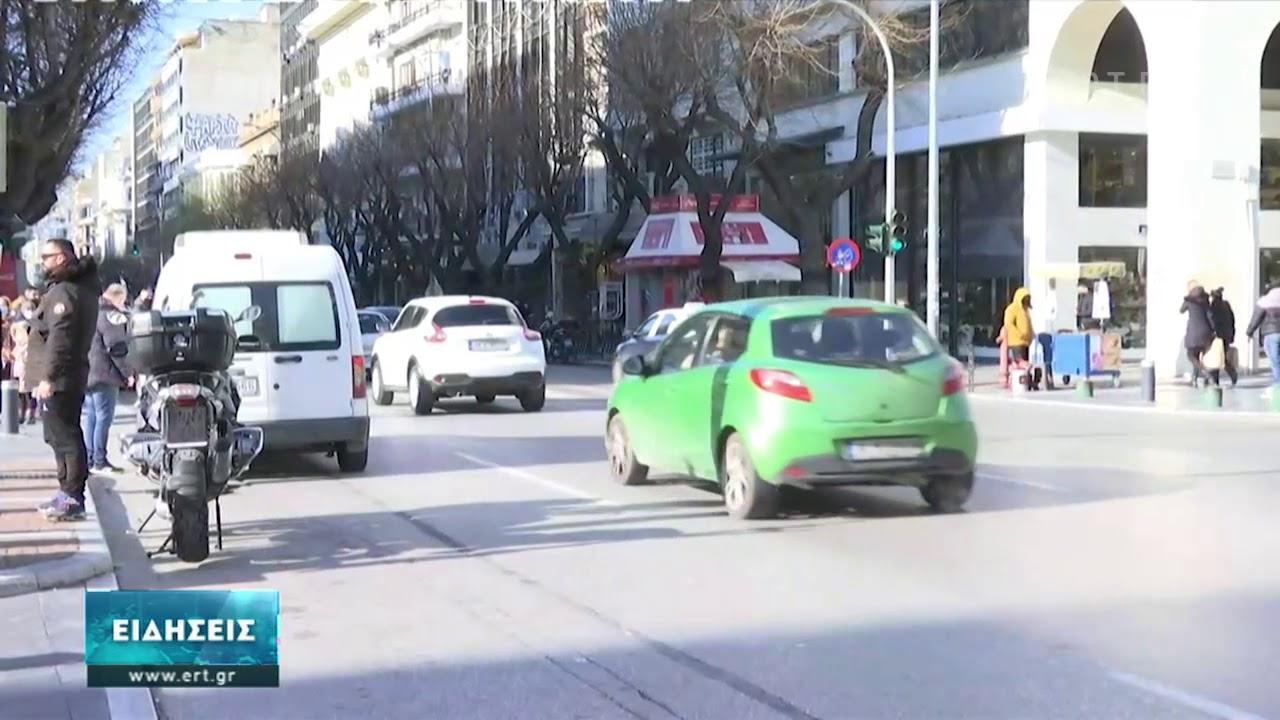 Συνωστισμός στα λεωφορεία του ΟΑΣΘ   | 18/01/2021 | ΕΡΤ