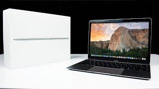 NEW MacBook 12