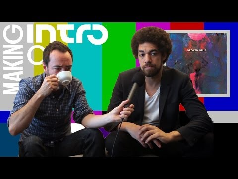Posterframe zu Making Of mit Broken Bells
