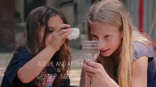 Bláznivá vědecká laboratoř - Mladý trosečník pokusy pro děti (pokusy pro děti)