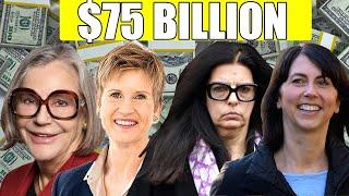 TOP 10 Richest Women in The World 2021 - 10