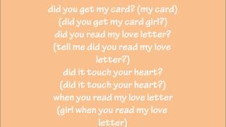 Love Letter R Kelly