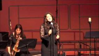 """""""The Nearness of You"""" - Ruth Eckerd Hall/Clearwater Jazz Holiday Big Band"""