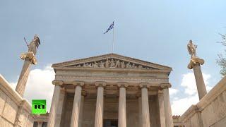Эксперт: Греция получит поддержку России и Китая