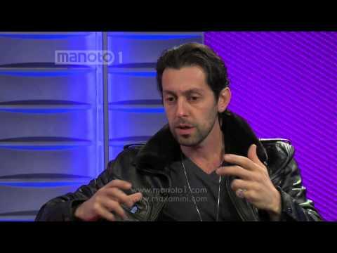 Max Amini FARSI Interview with Manoto +1