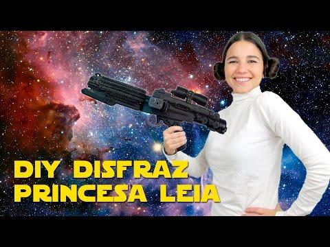 Disfraz princesa Leia DIY | enfemenino tendencias