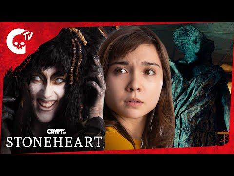 STONEHEART | CHRONOLOGICAL SUPERCUT | Horror Series | Crypt TV