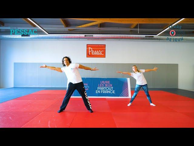BougeChezToi avec la Ville de Pessac - Cours de Stretching