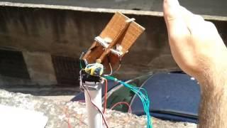 Arduino Solar Tracker Using LDR Sensor Servo Motor