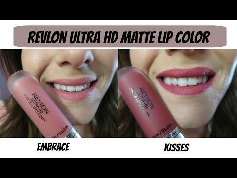 Ultra HD Matte Lipcolor by Revlon #6