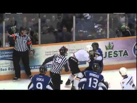 Mitchell Dempsey vs. Jason Bell