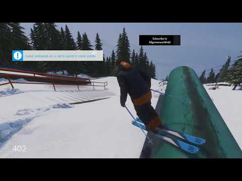 Gameplay de SNOW The Ultimate Edition