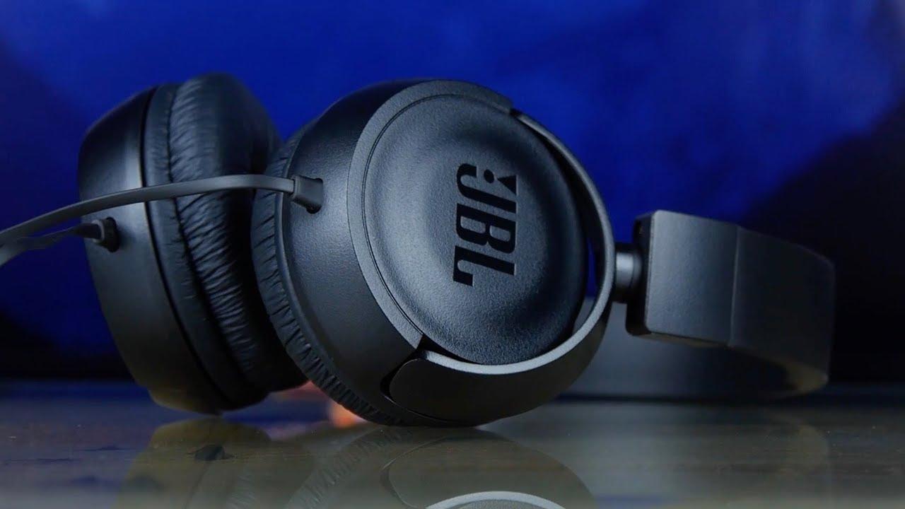 Наушники JBL T450 (Blue) video preview