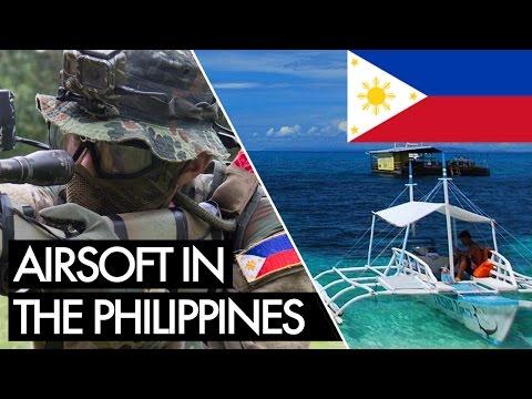Airsoft na Filipínách