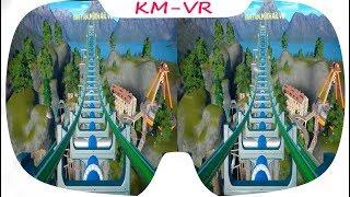 3D-VR VIDEOS 318 SBS Virtual Reality Video google cardboard 2k