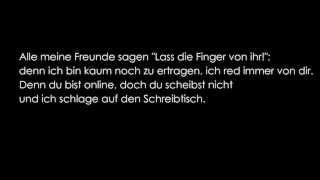 SDP Feat. Adel Tawil   Ich Will Nur Dass Du Weißt [LYRICS]
