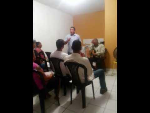 Pastor marcos pregando em Anhembi