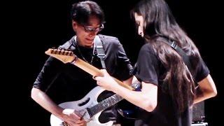 Steve Vai - Full Brazilian Guitar Players - 30.06.2015 - BH