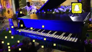 preview picture of video 'موسيقى الماء والورد مهرجان الورد بينبع'