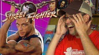 Street Fighter (1994) Cinemassacre Rental Reviews
