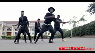 WILLY PAUL- FANYA (Official Dance Video) By FUNTAGIOUS DANCE CREW