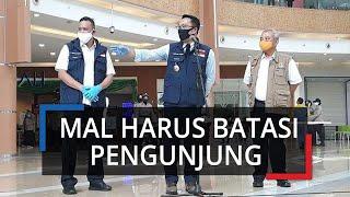 Masuk New Normal, Ridwan Kamil Wajibkan Mal dan Restoran Batasi Kapasitas Pengunjung