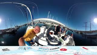 360 VIDEO VR TENERIFE:Репортажи с яхты Тенерифе-Ла Гомера-Ла Пальма-Тенерифе