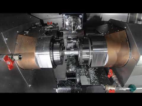 Produktionsdrehautomat INDEX C200 tandem