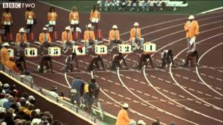 Carl Lewis: The Master Finisher – Faster, Higher, Stronger – BBC Two
