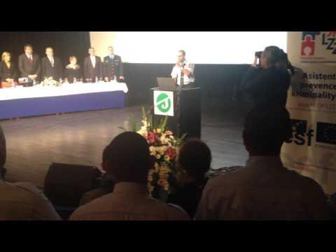 Lukrecius Chang - Lukrecius Chang - Závěrečná konference APK Sokolov 23.9.2015