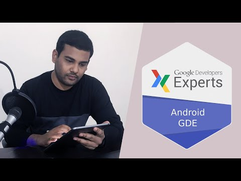 Becoming a Google Developers Expert (GDE) for Android - YouTube