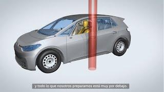 La creación del Volkswagen ID.3 - Capítulo 9 - Cálculos de seguridad Trailer