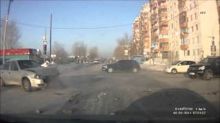 Crazy Car Crashes - December Edition