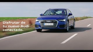 Sube a un nuevo nivel: Audi connect plug and play Trailer