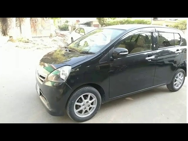 Daihatsu Mira G Smart Drive Package 2012 Video