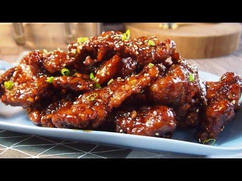 , title : 'Super Easy Sticky Honey Pork 蜜汁排骨 The Perfect Chinese Recipe! Chinese Pork Recipe