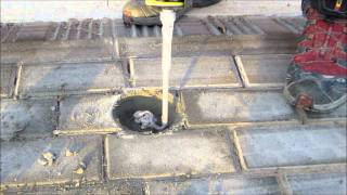 preview picture of video 'SIGLITE Instalacion sobre cemento en Barbera del Valles.wmv'