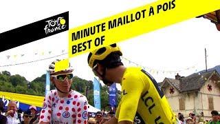 Leclerc Polka dot jersey best of  - Tour de France 2019