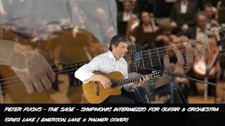 PETER FUCHS - The Sage - Symphonic Intermezzo For Guitar & Orchestra