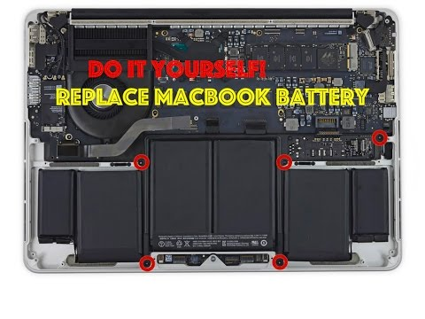 How To Replace MacBook Pro 13