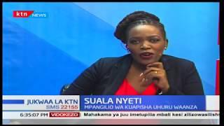 Jukwaa la Ktn 2017/11/20-Suala Nyeti_sehemu ya pili