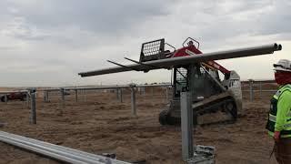 Rattlesnake Solar Facility in Colorado