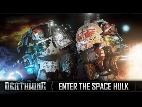 Space Hulk: Deathwing Steam Key GLOBAL - video trailer
