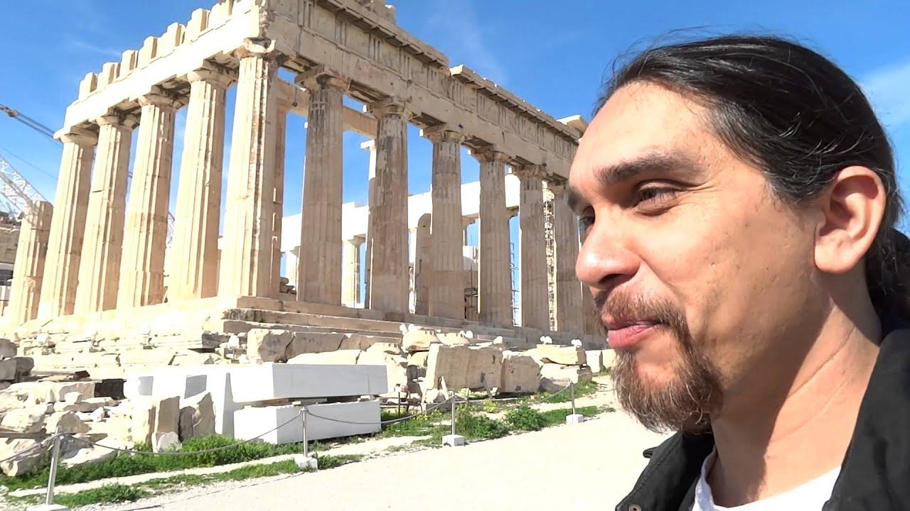 """Latinos Por El Mundo """"Grecia"""" - Luis"""