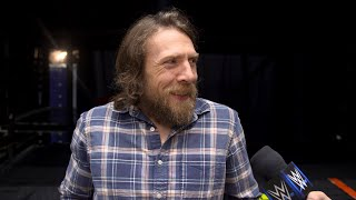 Daniel Bryan on why Johnny Saint is a boon to WWE